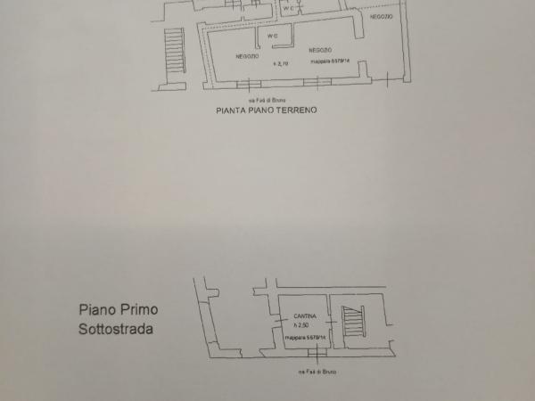 Riferimento 504NM - Locale Commerciale in Affitto a Alessandria