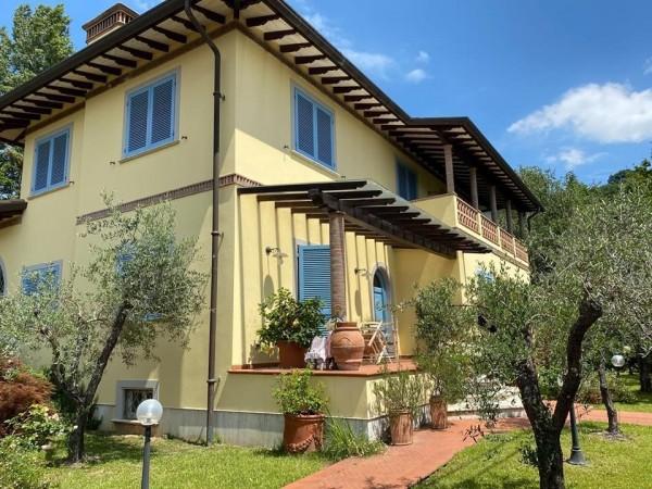 Villa in vendita, Pietrasanta, Città Giardino