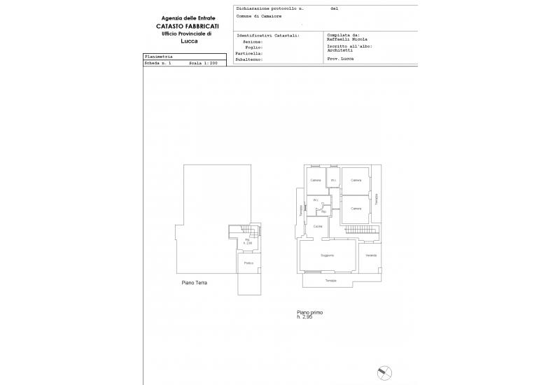 Agenzia immobiliare Pieri - Planimetria 2