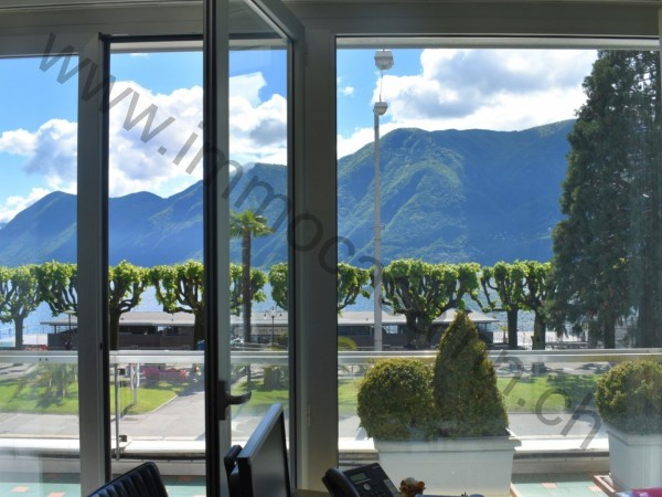 Ref. 558A - Office for Rent in Lugano