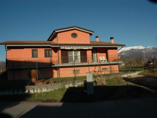 Riferimento V08-20 - Villa Singola in Vendita a Via Chiesa Nuova