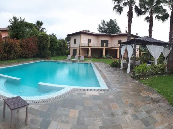 Riferimento 179-10 PL - Villa in Affitto a Forte Dei Marmi