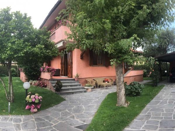 Riferimento 75-6 PL - Villa in Affitto a Forte Dei Marmi