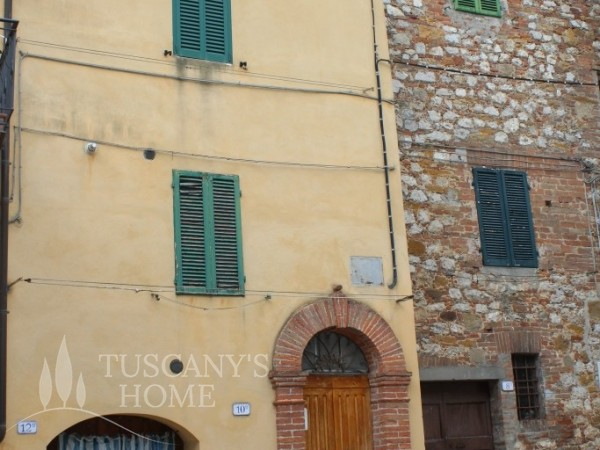Reference CS293 - Town House for Sale in Trequanda