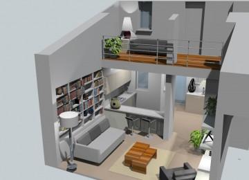 Viareggio: appartamento comple