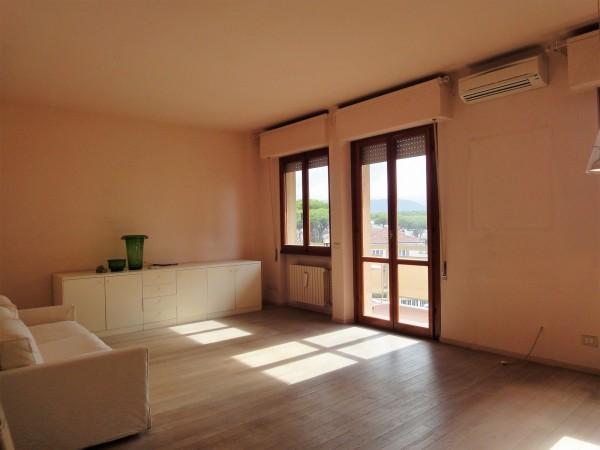Ampio appartamento con tre cam