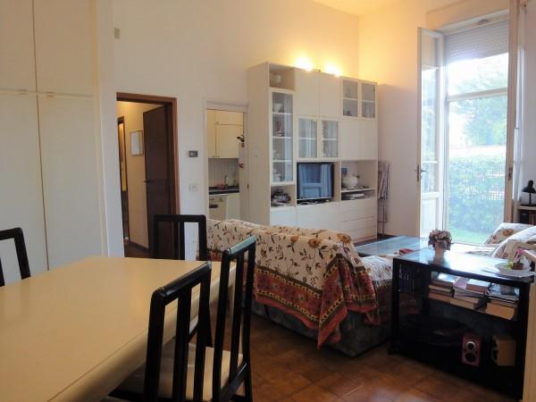 Appartamento piano terra con g