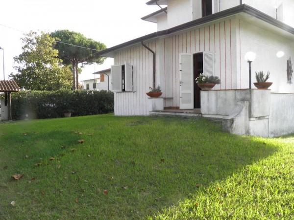 Villa singola con giardino sui