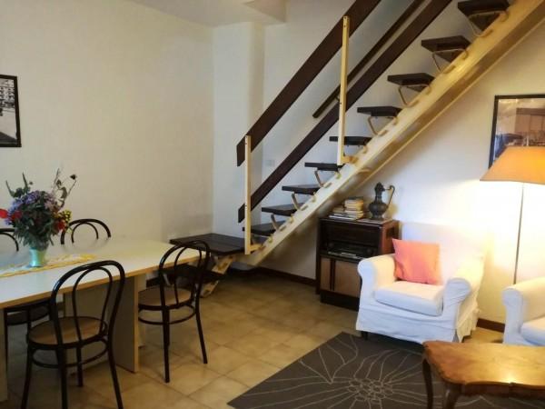 Ampio appartamento con mansard