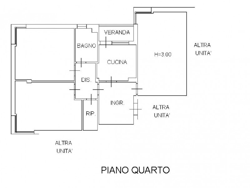 Appartamento In Vendita, Pontedera - Riferimento: 676