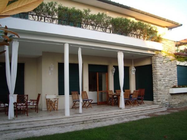 Villa in affitto, Forte dei Marmi