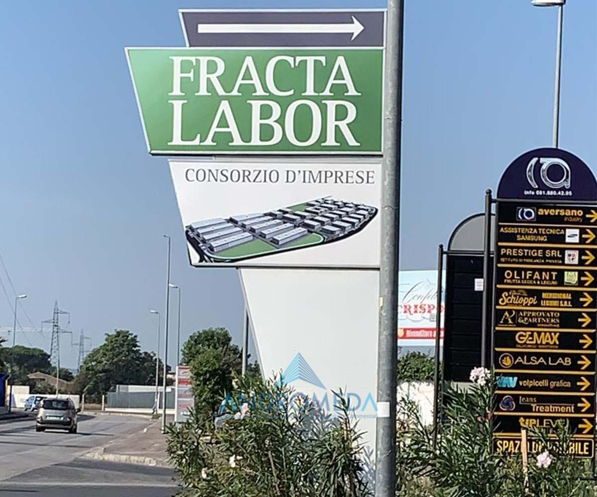 Foto - Vendesi Capannone Industriale Consorzio Fracta