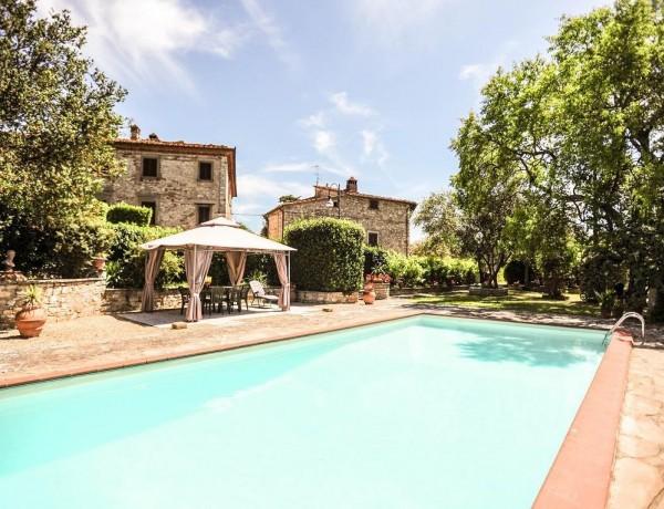Villa Storica in vendita, gaiole in chianti, poggio san polo