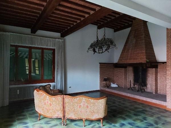 Riferimento MO1022 - Villa Singola in Vendita a Montelupo Fiorentino