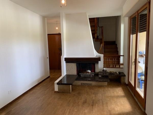 Appartamento duplex con tre am