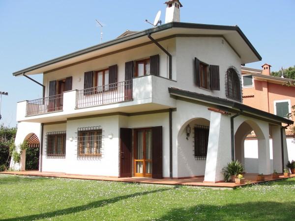 Villa in affitto, Forte dei Marmi, roma imperiale