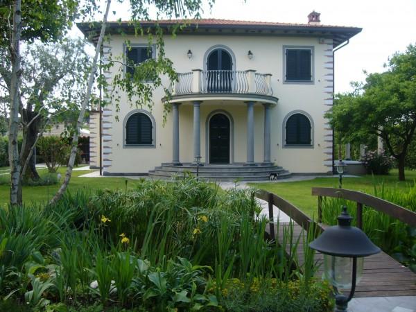 Villa in affitto, Forte dei Marmi, centro