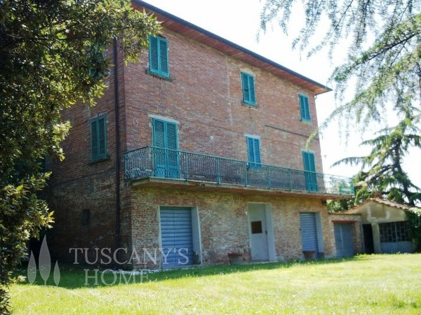 Reference VC118 - Farmstead for Sale in Foiano Della Chiana