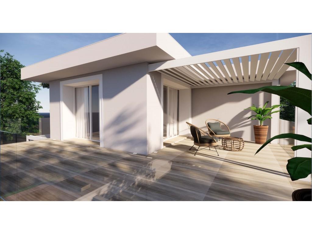 Rif 231 - cover Villa in costruzione con piscina