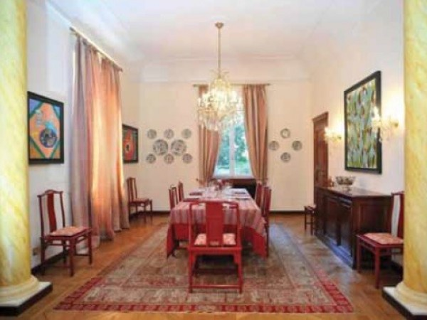 Riferimento SA027 - villa in Affitto in Como