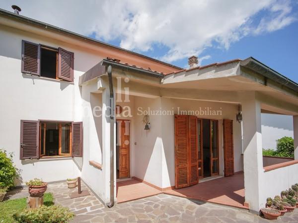 Riferimento 1790 - Villa Singola in Vendita a Crespina Lorenzana