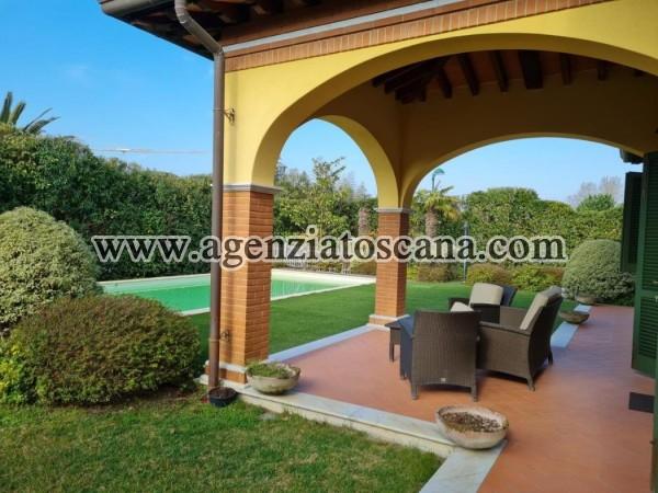 Villa Con Piscina in affitto, Forte Dei Marmi - Vittoria Apuana -  2