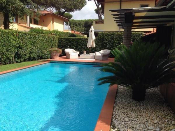 Riferimento SA013 - villa in Affitto Estivo in Pietrasanta - Marina Di Pietrasanta