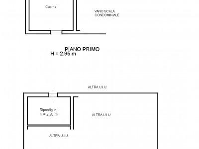 Appartamento In Vendita, Pontedera - Romito - Riferimento: 679-foto2