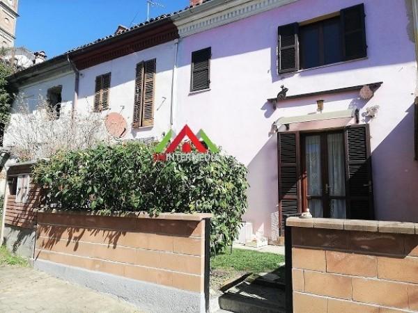 Riferimento 594CL - Casa Semi Indipendente in Vendita a Valle San Bartolomeo