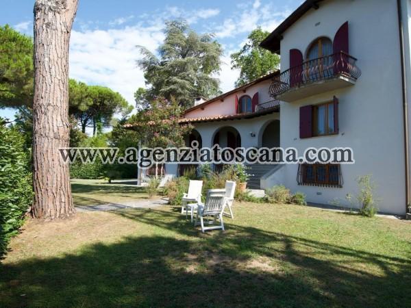 Villa in affitto, Forte Dei Marmi - Roma Imperiale -  1