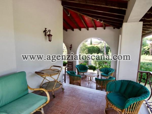 Villa in affitto, Forte Dei Marmi - Roma Imperiale -  14