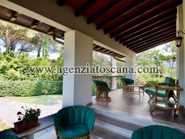 Villa in affitto, Forte Dei Marmi - Roma Imperiale -  12