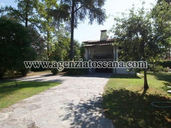 Villa in affitto, Forte Dei Marmi - Roma Imperiale -  5