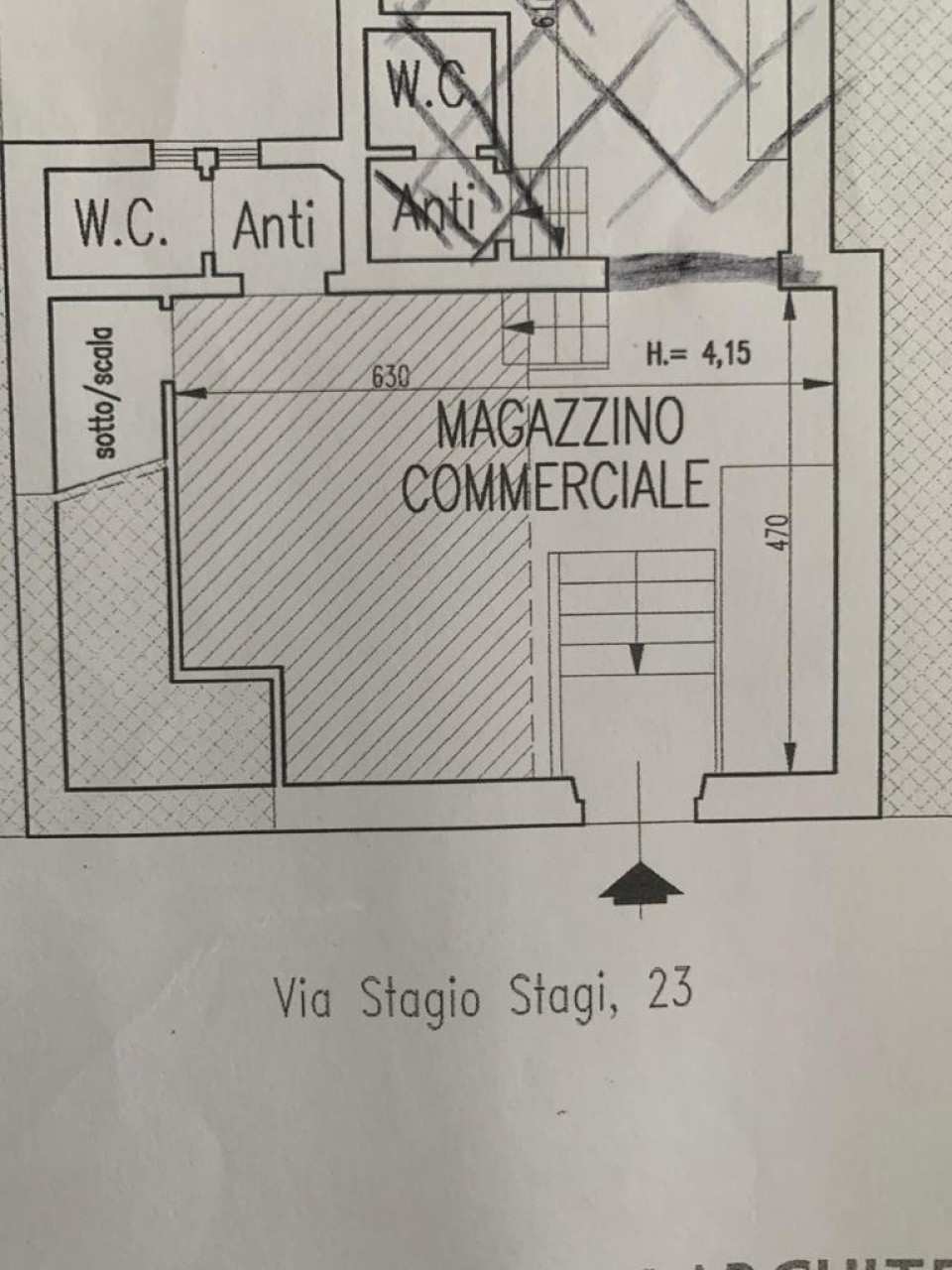 Immobile Commerciale in affitto a Forte dei Marmi, 9999 locali, prezzo € 12.000 | CambioCasa.it