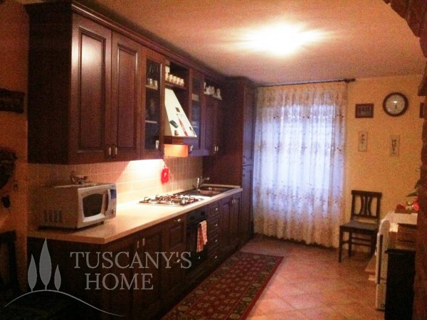 Reference CS167 - Town House for Sale in Trequanda
