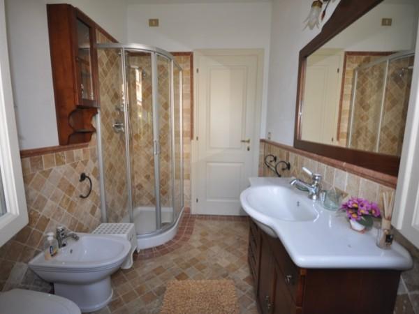 Riferimento SA117 - villa in Affitto Estivo in Forte Dei Marmi