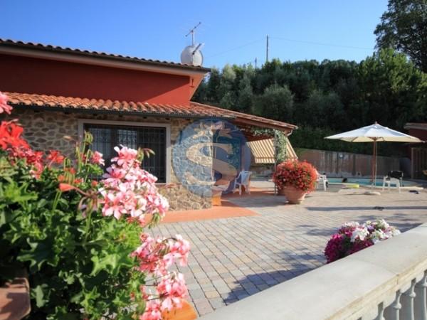 Riferimento SVM118 - Villa in Vendita a Casciana Terme