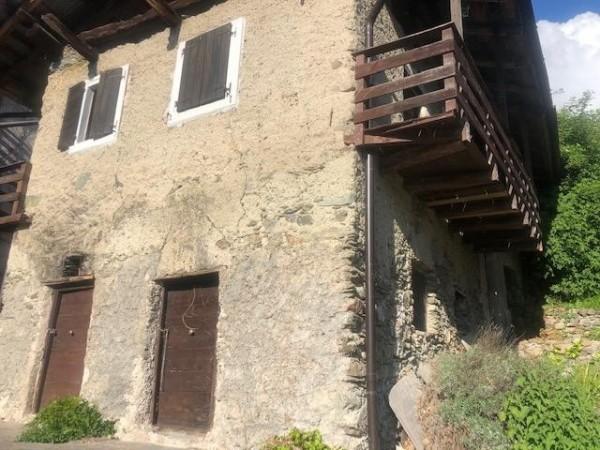 Riferimento G021 - Baita - Chalet - Trullo in Vendita a Frassilongo