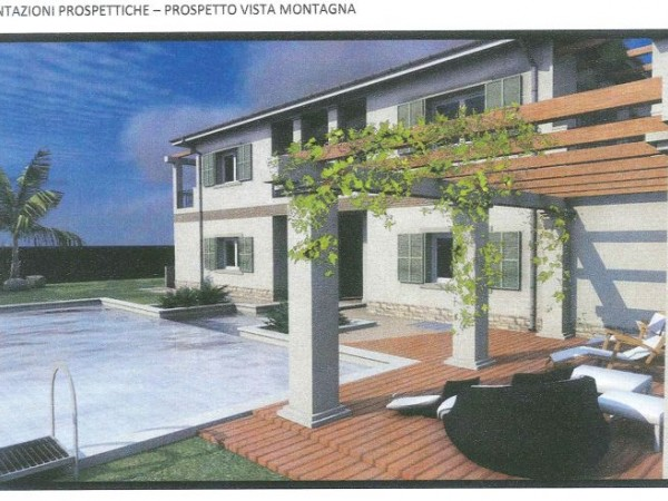 Riferimento SAR942 - villa in Affitto Estivo in Forte Dei Marmi