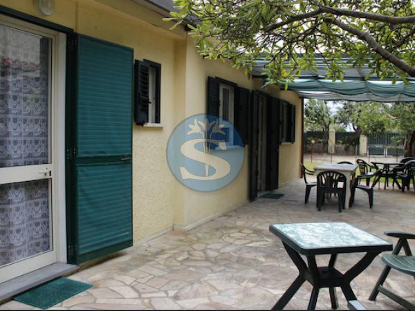 Reference SA15 - Detached House for Rental in Marina Di Pietrasanta