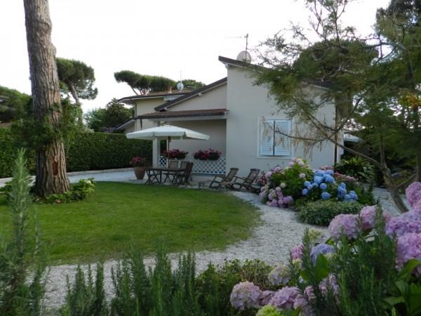Riferimento SA59 - villetta in Affitto Estivo in Pietrasanta - Marina Di Pietrasanta