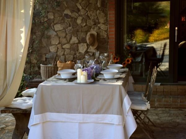 Riferimento SA209 - villa in Affitto Estivo in Vezzano Ligure
