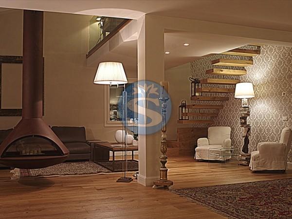 Riferimento SA209 - Villa in Affitto a Vezzano Ligure