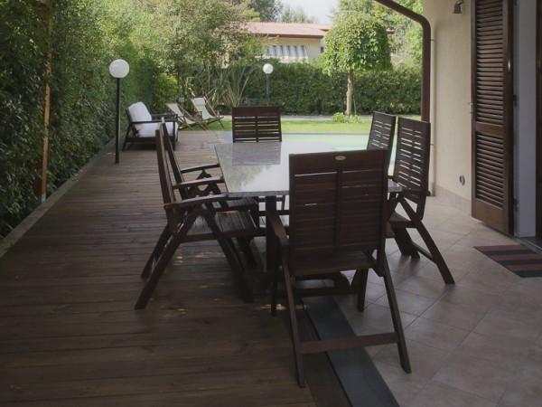 Riferimento SA179 - villa in Affitto in Forte Dei Marmi