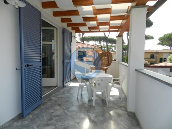 Reference SA134 - Flat for Rental in Marina Di Pietrasanta