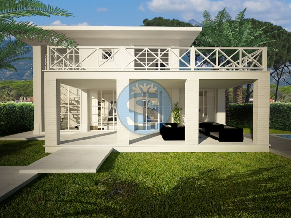 Reference SV17 - Villa for Sale in Forte Dei Marmi