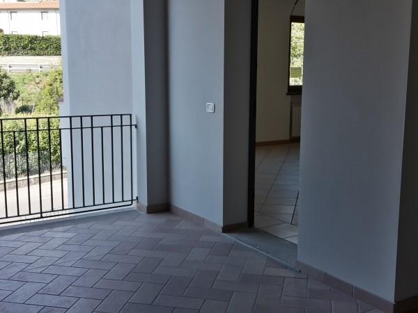 Appartamento nuovo a Capolona