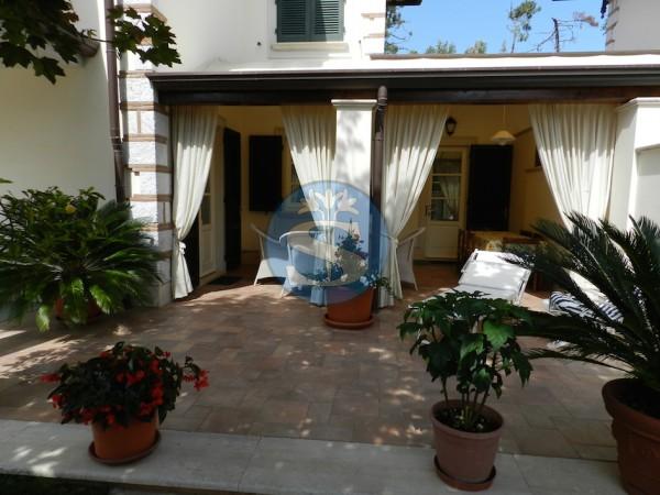 Riferimento SA37 - Villa in Affitto a Forte Dei Marmi