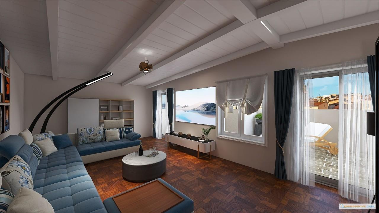 Attico / Mansarda in vendita a Camaiore, 4 locali, prezzo € 948.000 | PortaleAgenzieImmobiliari.it