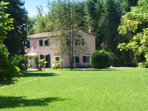 Riferimento SA527 Parco - villa in Affitto in Forte Dei Marmi